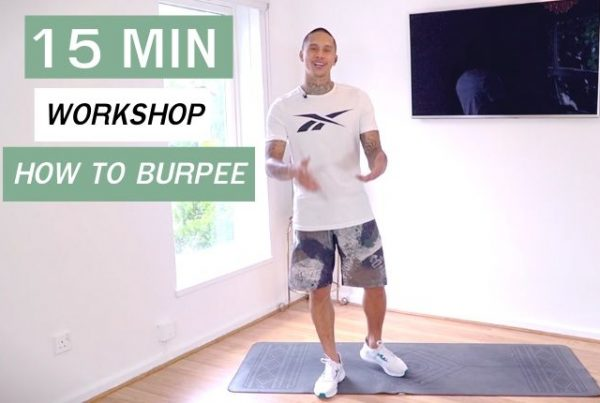 Be The FIttest - Burpee Workshop - Be The Fittest - Personal Trainer Chelsea