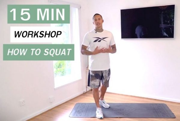 Squat Workshop - Be The FIttest - Be The Fittest - Personal Trainer Chelsea