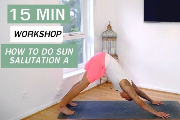 Sun Salutation Workshop - Be The FIttest - Be The Fittest - Personal Trainer Chelsea