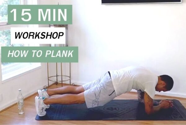 Plank Workshop - Be The Fittest - Personal Trainer Chelsea