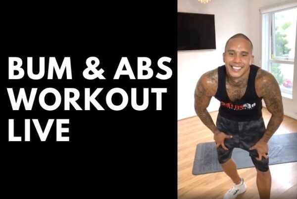 Bum and Abs Workout - Be The FIttest - Be The Fittest - Personal Trainer Chelsea