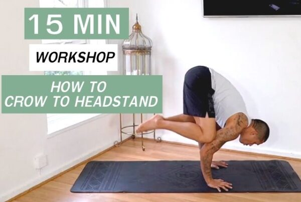 Headstand Workshop - Be The Fittest - Personal Trainer Chelsea