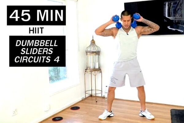 Dumbbell Circuit - Be The FIttest - Be The Fittest - Personal Trainer Chelsea