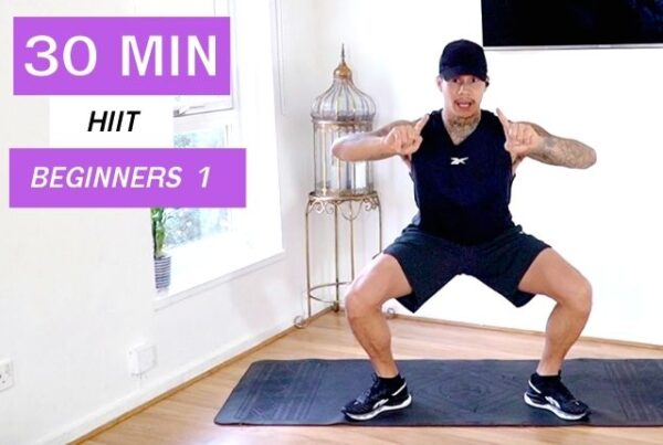 HIIT Beginners Workout - Be The FIttest - Be The Fittest - Personal Trainer Chelsea