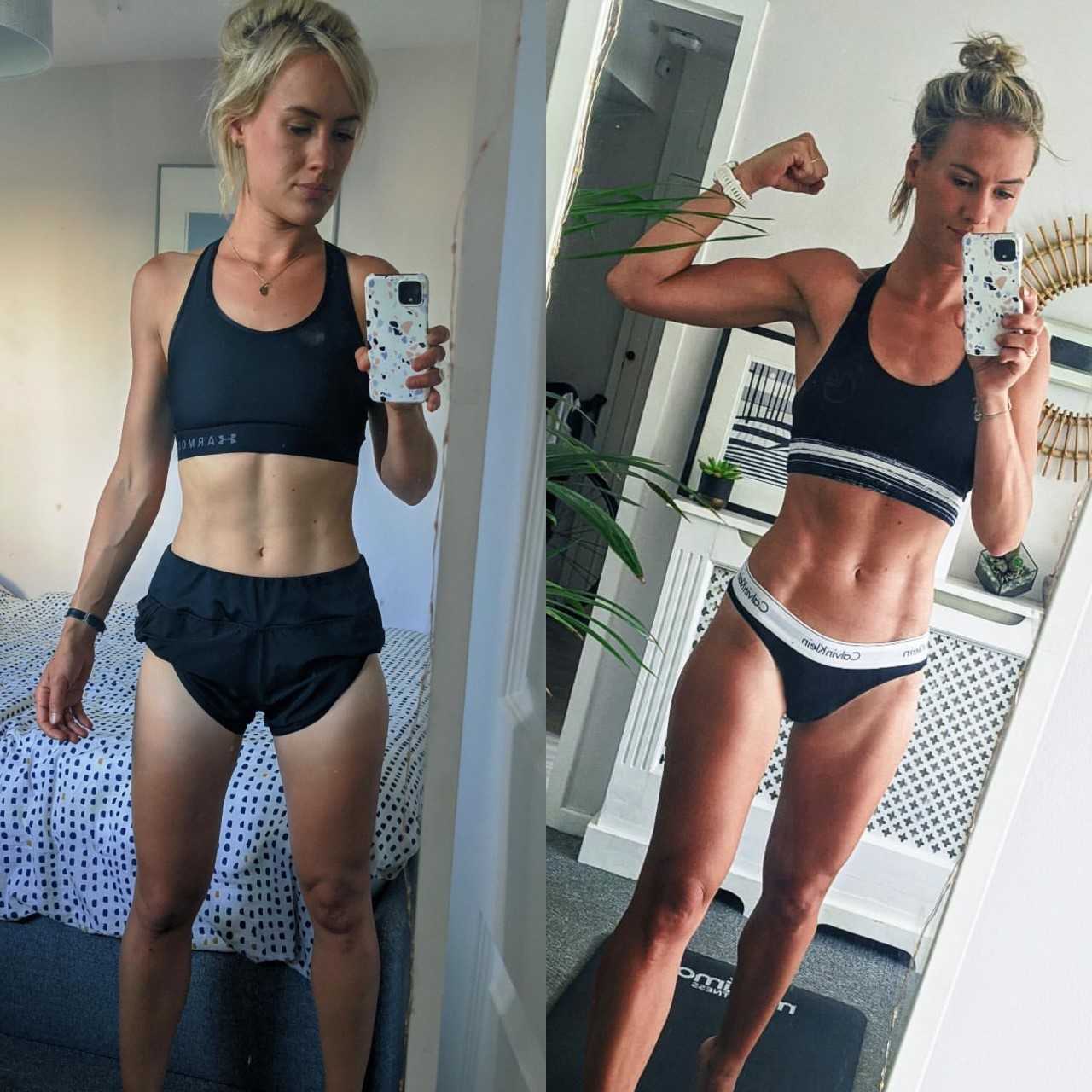 Before / After Be The FIttest - Be The Fittest - Personal Trainer Chelsea